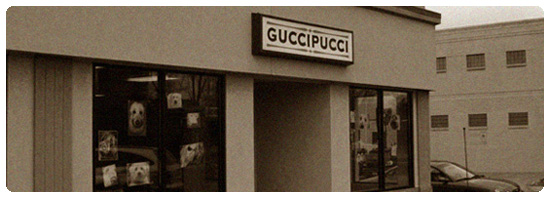 Outside GucciPucci